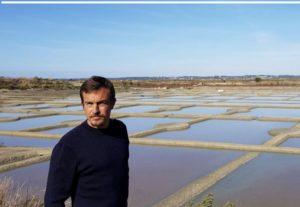 Olivier Bourdeaut dans les marais salants 2