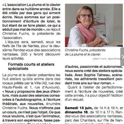 of juin 19 La Plume(1)